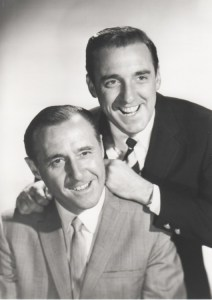 FRIENDS & NEIGHBORS--Dick with client and fellow Hawaii resident Jim Nabors.