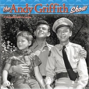 2018 Andy Griffith Show Wall Calendar