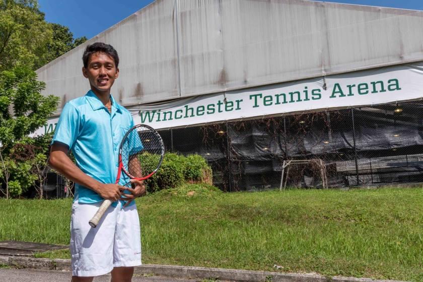 Tennis Coach RJ