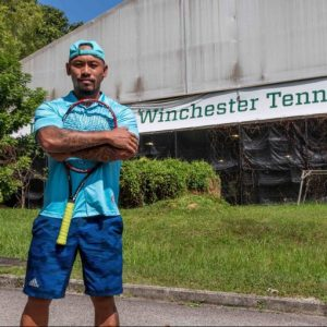 Coach Khoe Neils, TAG International Tennis Academy