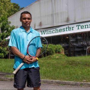 Coach Ray, TAG International Tennis Academy Coach