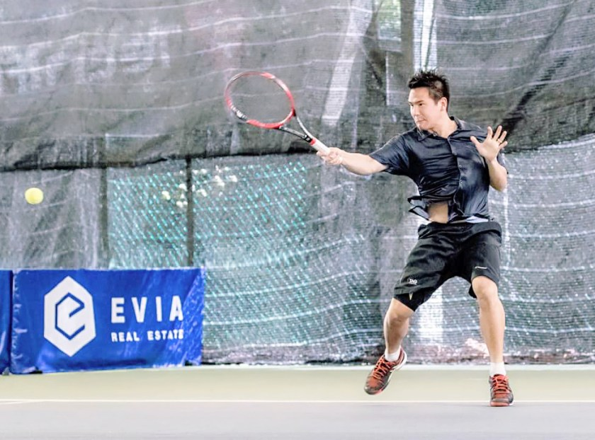 TAG COACH X rises to #56 in the ITF Singles Men's 35+ world rankings