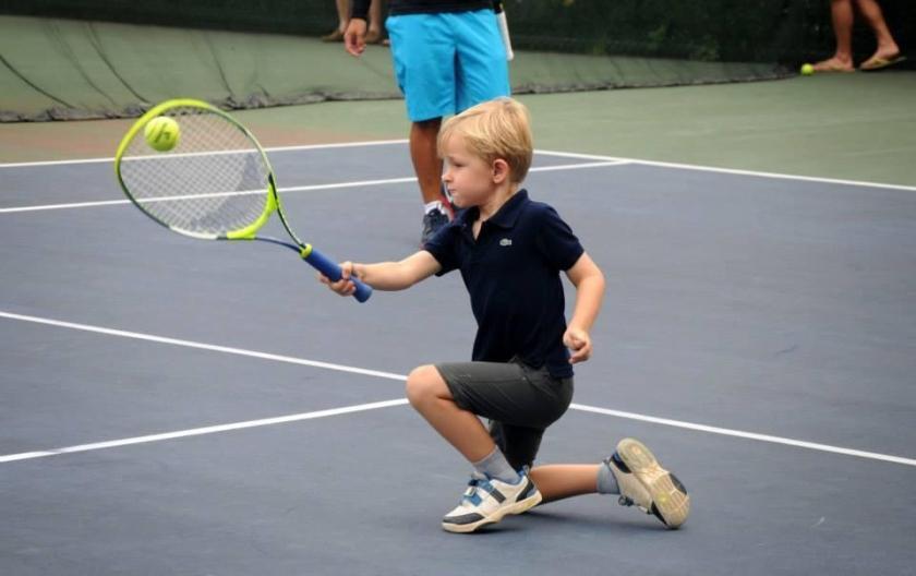 Serangoon Gardens Country Club Tennis Lesson