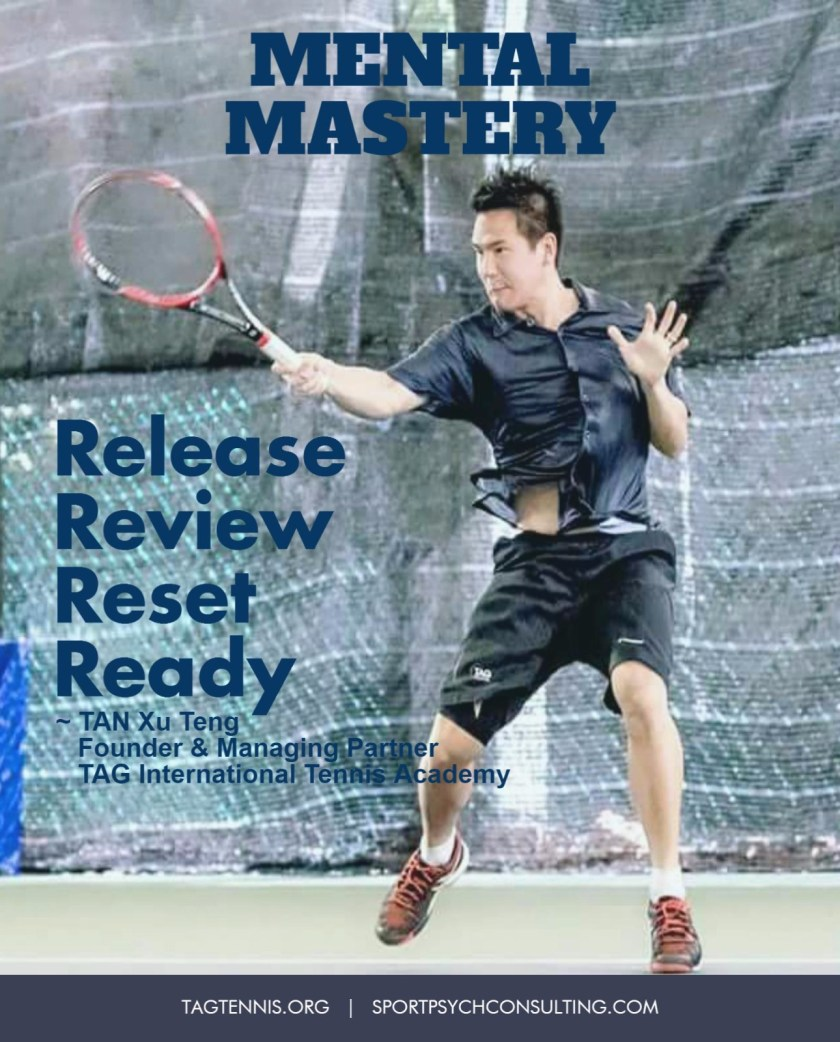 Mental Toughness Training for Tennis in Singapore - The Definitive Way to Winning More Tennis Matches in 2019 with the Best Private Tennis Coaches in Singapore to develop Mental Toughness