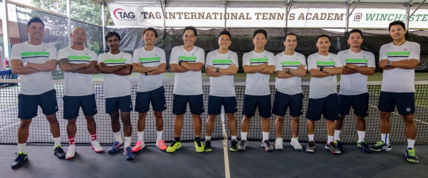 Professional Tennis Lessons in Singapore by Elite Tennis Coaches