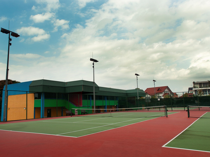 Tennis Lesson at ActiveSG Burghley Tennis Centre
