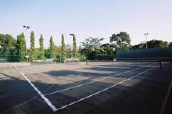 ActiveSG MOE Evans Road CCAB Tennis Centre - 5 public tennis courts for your tennis game or your private tennis lessons in Singapore with TAG International Tennis Academy