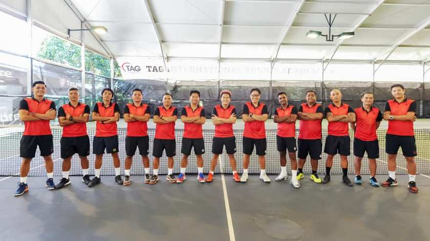 TAG International Tennis Academy - Roster of Professional Tennis Coaches