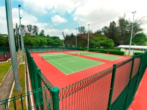 ActiveSG Kallang Tennis Centre