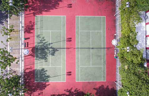 HomeTeamNS Tennis Court