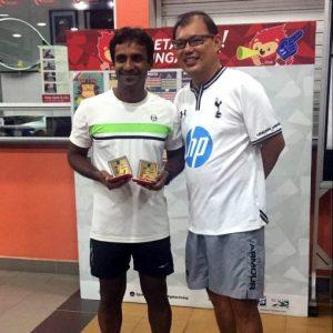 Coach Pratim, best indian tennis coach in singapore