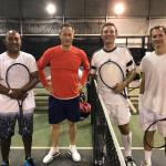 Rally for Hope 2020 - TAG International, Winchester Tennis Arena, SportsCare - 1