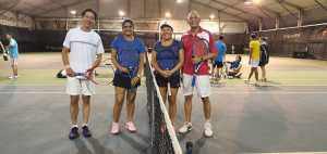 Rally for Hope 2020 - TAG International, Winchester Tennis Arena, SportsCare - 8