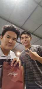 Ian Lai - tennis boy junior of Coach Xt