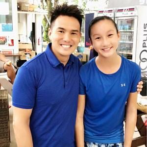 Kyra Yip - tennis junior of Coach Xt