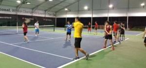 TAG Tennis Academy Corporate Tennis Lesson Clinics