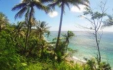 Solang Beach. East Coast, Tagulandang Island. Sitaro, Sulawesi Utara, Indonesia.