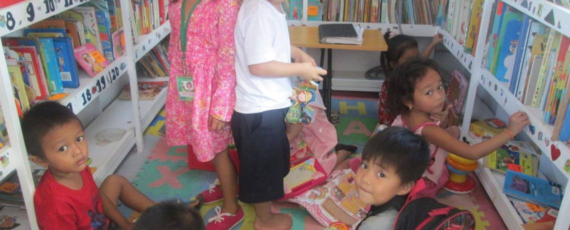 Children's Relief Library