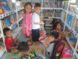 Tagum City Childrens Relief
