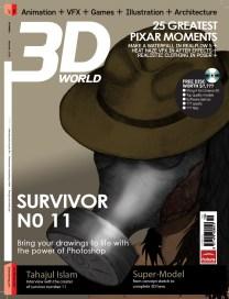 No11 Promotional magazine cover