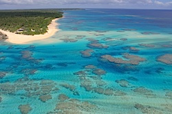 Kite photo of Foa, Ha'apai, Tonga