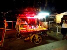 Thailand, Carnivore Food Cart