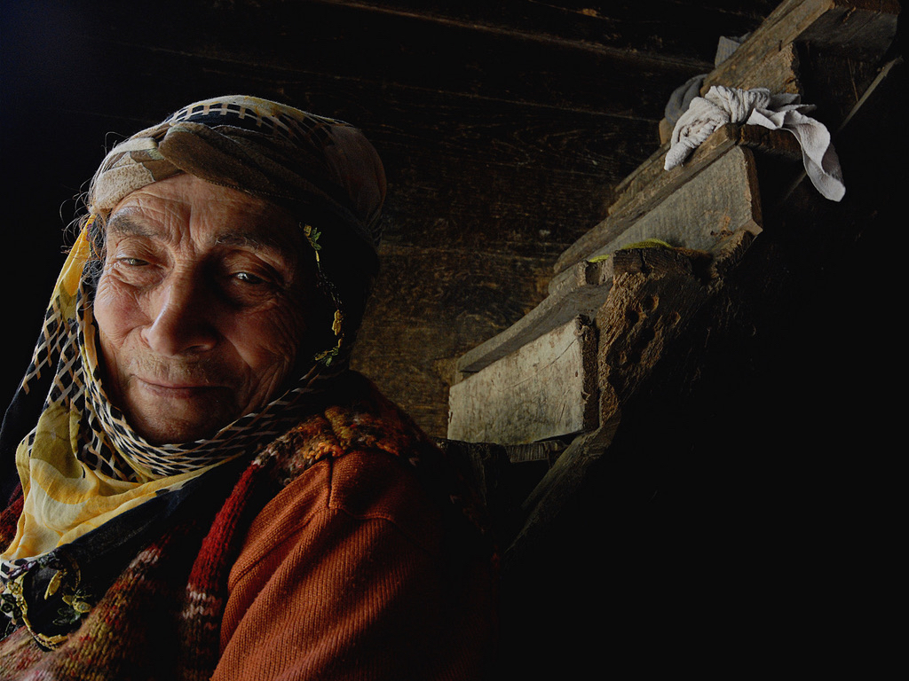 Woman of Black Sea - Rize / Turkey