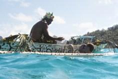 The Amazing Race: Pearl Dive in Bora Bora