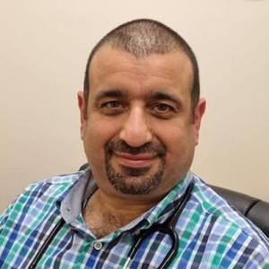 Dr Zaid Al-Saadi