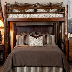 Bedroom And Living Room Sets The Candidate Bunk Beds - Tahoe Furniture Company