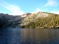 Star Lake at Dawn