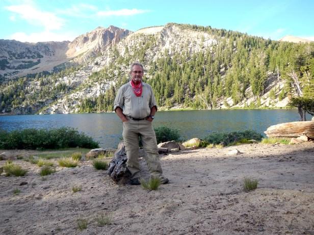 Tahoe Marmot at Star Lake