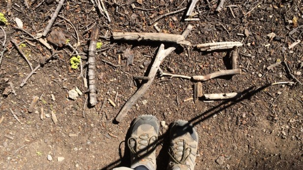 172 miles of the Tahoe Rim Trail