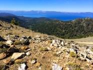 West from Snow Valley Peak