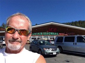 Mountain Hardware and Sports, my candy store