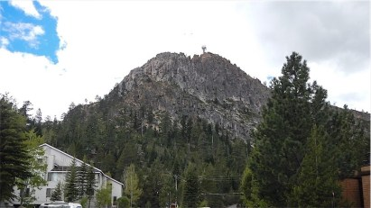 Tram tower above Squaw Peak Rd.