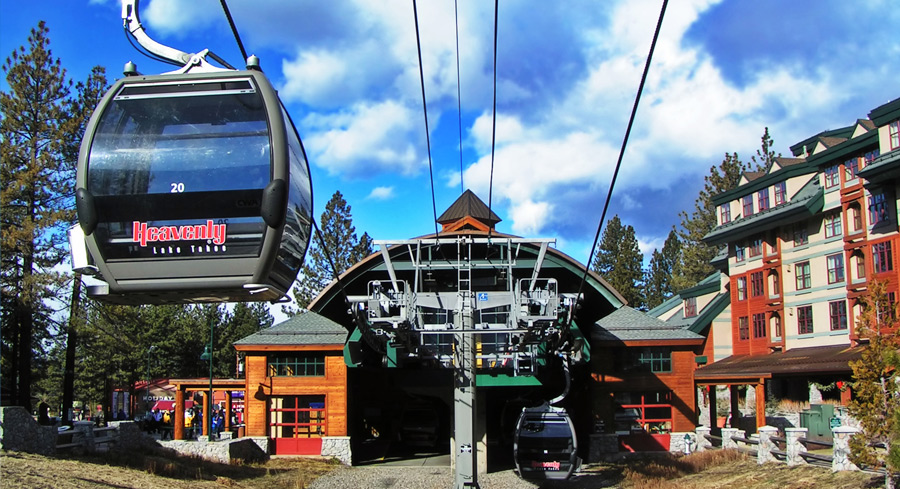Lake Tahoe Gondola Ride Coupon