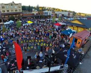 Truckee Thursdays @ Downtown Truckee