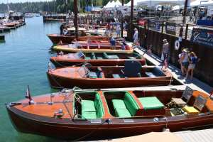 Concours d'Elegance @ Obexer's Boat Company  | Homewood | California | United States