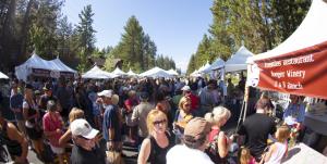 Sample the Sierra @ Bijou Community Park   South Lake Tahoe   California   United States