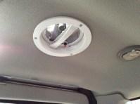 Ventline Vanair ventilation fans worked great