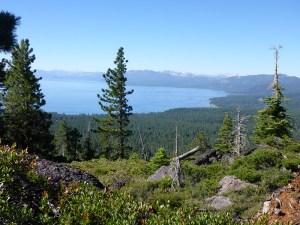 30-Lake Tahoe Viewed from the Tahoe Rim Trail