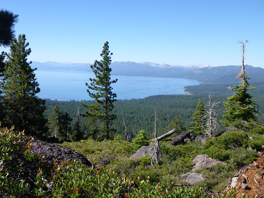 30-Lake Tahoe Viewed from the Tahoe Rim Trail