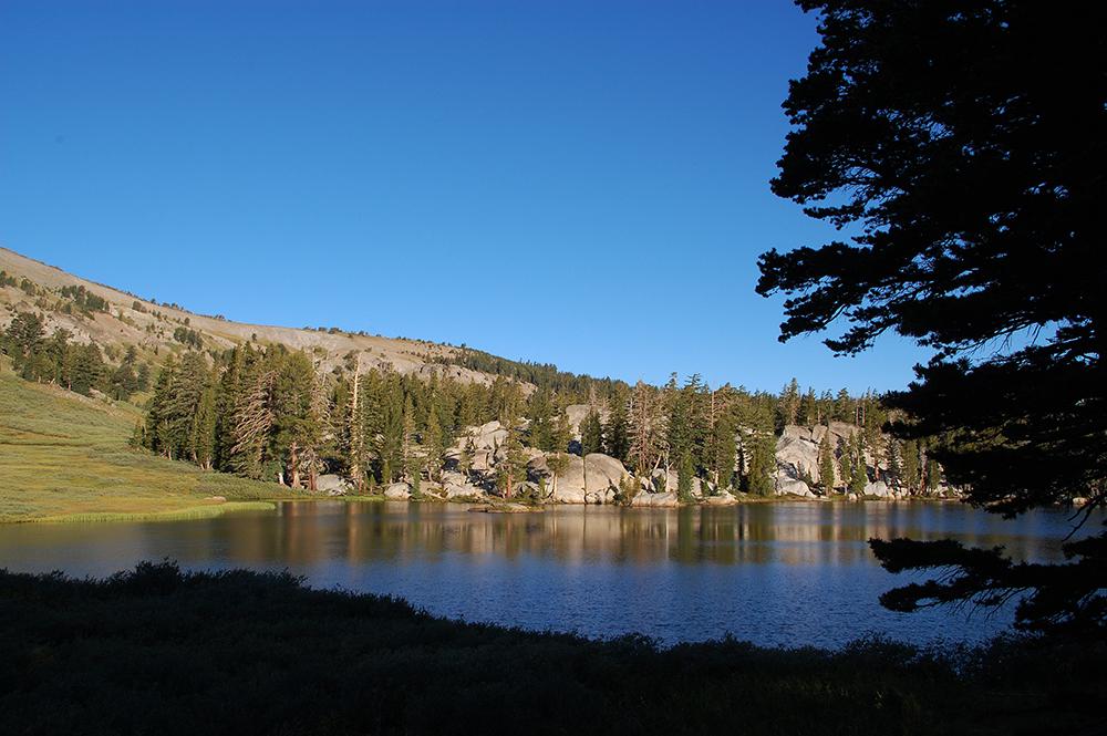 73-Serene Morning at Showers Lake