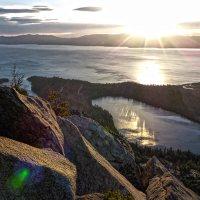 Hiking Maggies Peaks (South Peak)
