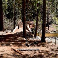 Hiking Cold Creek Trail