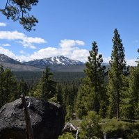 Hiking Cowboy Hat Hill (via HWY 50 in Meyers near South Tahoe)