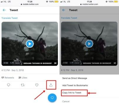 Cara Download Video Twitter Iphone C4ff2
