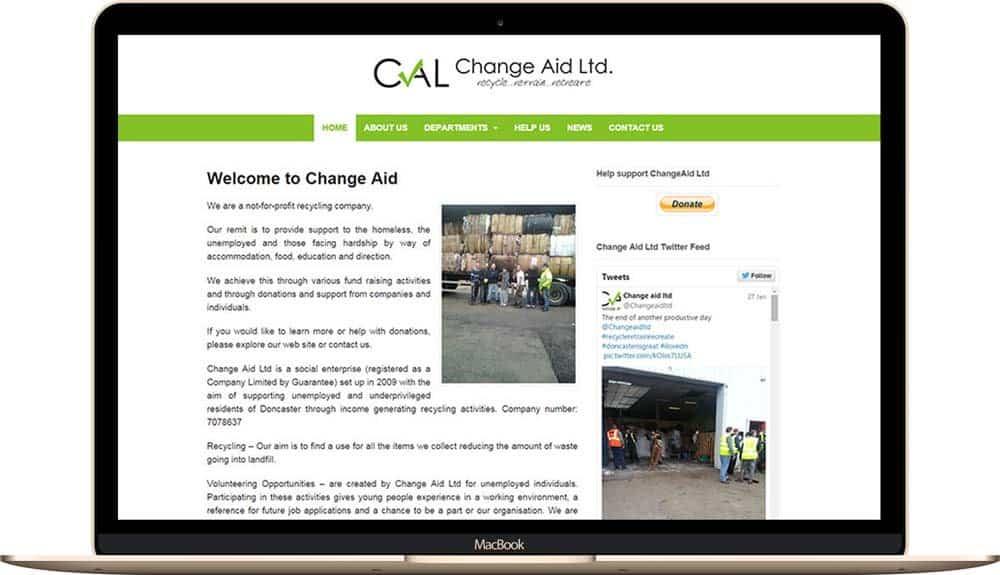 Change Aid