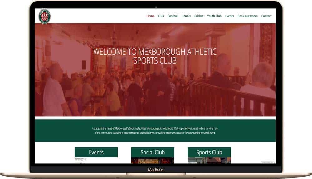 Mexborough Athletic Sports Club